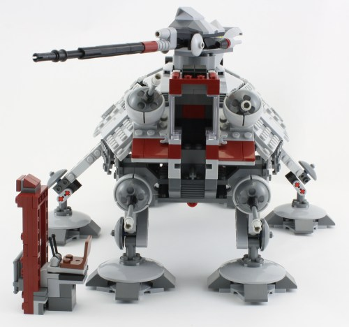 AT-TE - Cockpit Glass Removed