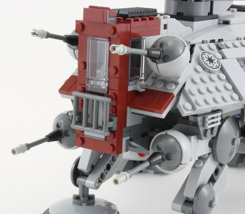 AT-TE - Front Cockpit