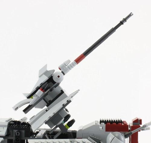 AT-TE - Top Gun and Flickfires