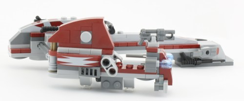 BARC Speeder - Sidecar