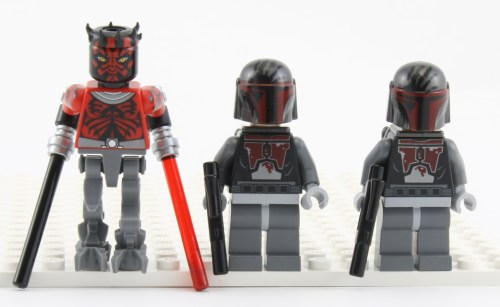 Minifig Sides