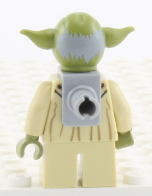 Yoda - Back with Peg