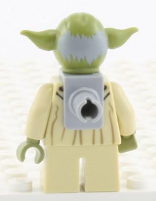 Yoda - Back with Peg