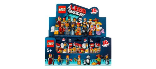 71004 The LEGO Movie minifig series