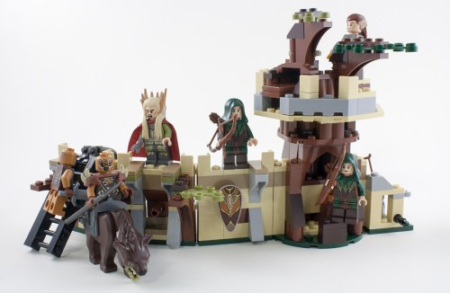 79012 - Full Set with Figures