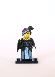 The LEGO Movie Minifigures - Wild West Wyldstyle 1
