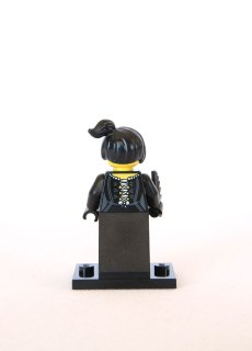 The LEGO Movie Minifigures - Wild West Wyldstyle 2