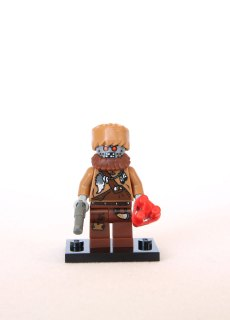 The LEGO Movie Minifigures - Wiley Fusebot 1