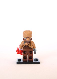 The LEGO Movie Minifigures - Wiley Fusebot 2