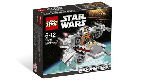 75032 X-wing Fighter 1
