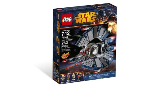 75044 Droid Tri-Fighter 1