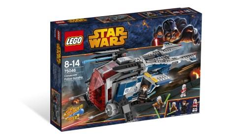 75046 Coruscant Police Gunship 1
