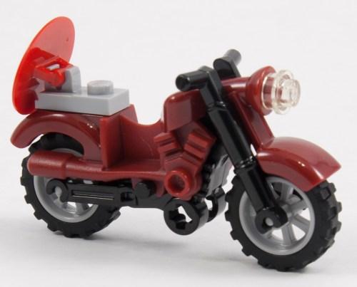 76017 - Caps bike