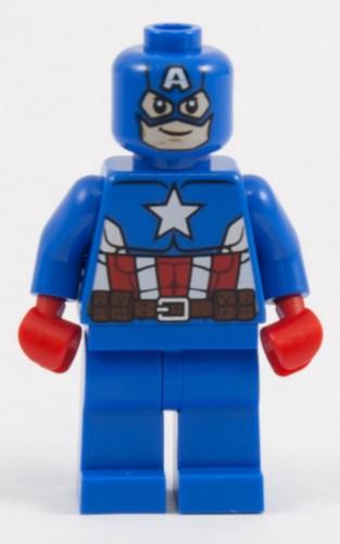 76017 - Captain America