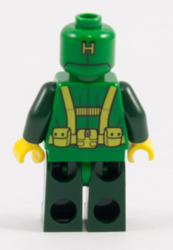 76017 - Hydra Soldier Back