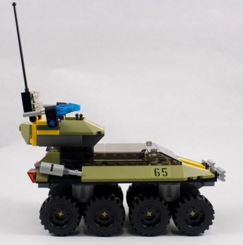 76017 - Hydra Truck Side