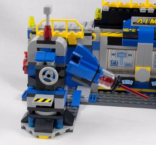 76018 - MODOKs Laser