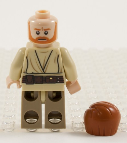 75040 - Obi-Wan Alt-Face