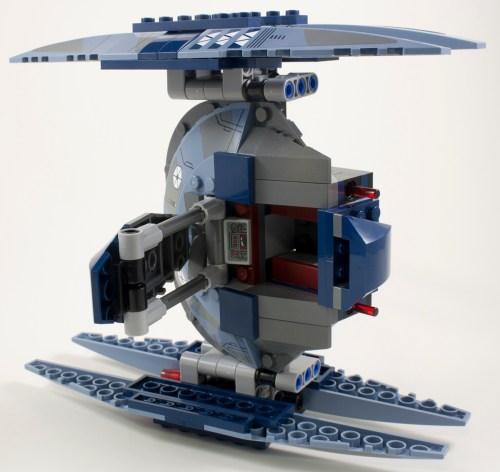 75041 - Cockpit Open