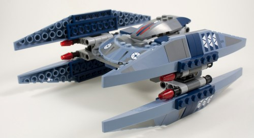 75041 - Flying Mode