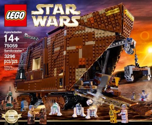 75059 Sandcrawler Box
