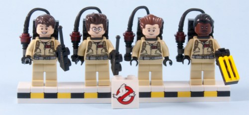 21108 - Minifigs on Stand