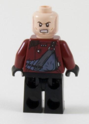 76019 - Star-lord Alt-face