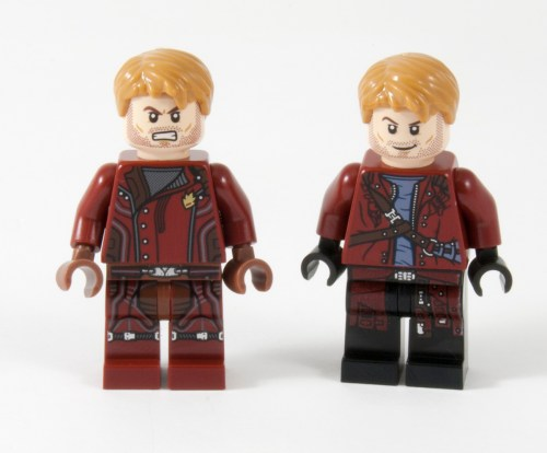 76021 - Star-Lord Comparison
