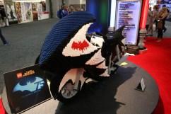 LEGO Batcycle 3