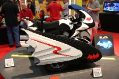 LEGO Batcycle 6