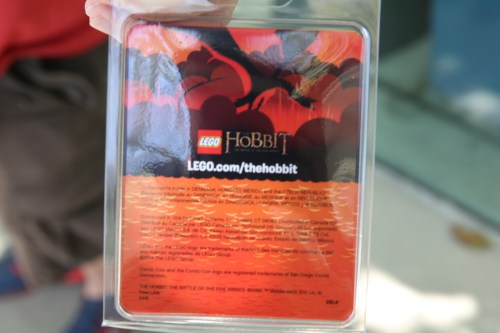 LEGO SDCC Exclusive Bard the Bowman Back