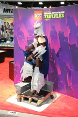 Shredder Statue 2