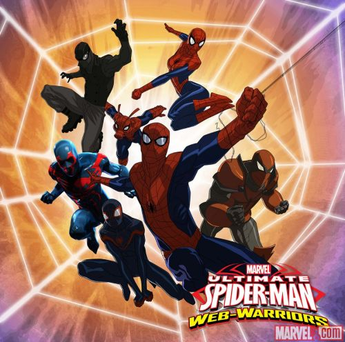 Ultimate Spider-man Web Warriors