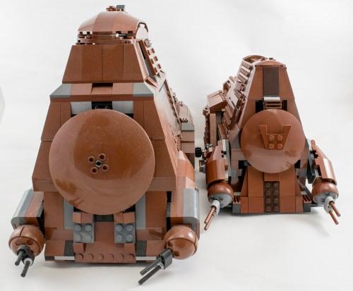 75058 MTT Front Comparison