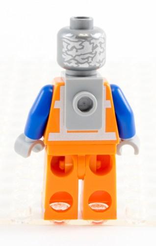70816 - Foil Emmet Head Back