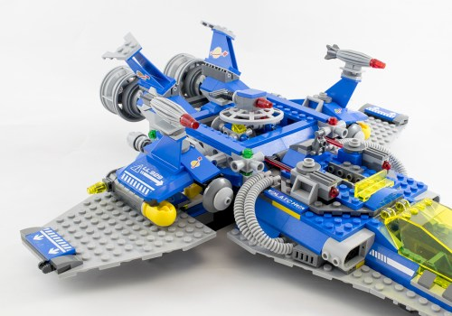 70816 - Spaceship Engines and Rear