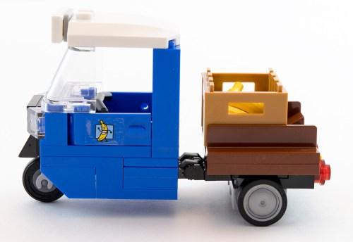 76026 - Banana Co Truck Side