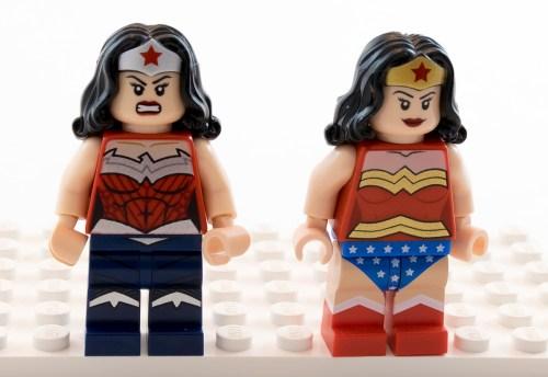 76026 - Wonder Woman Comparison