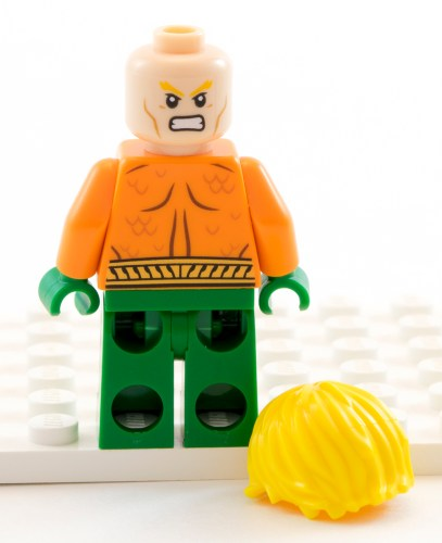 76027 - Aquaman Alt-Face