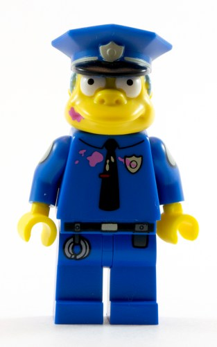 71016 Police Chief Wiggum