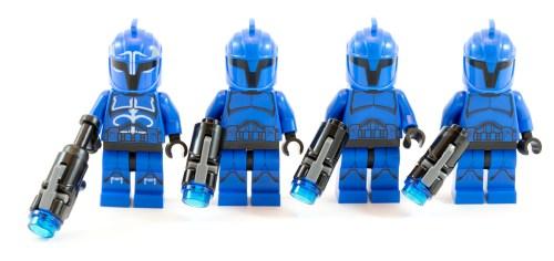 75088 - Minifigs