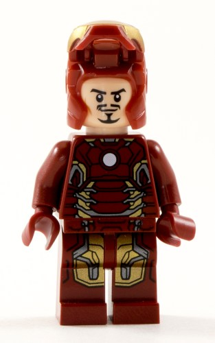 76031 - Iron Man Face