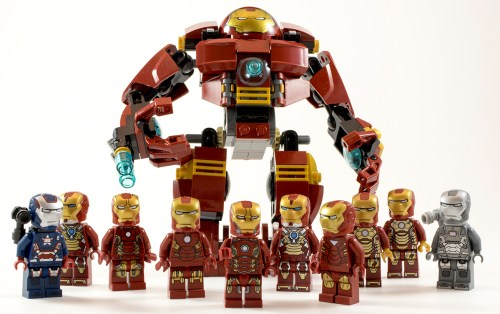 76031 - Whole Lotta Armors
