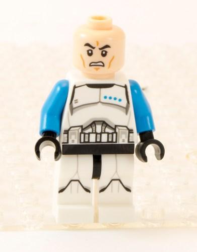 75085 Clone Trooper Lieutenant No Helmet