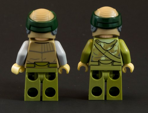 75094 Endor Rebel Troopers Backs