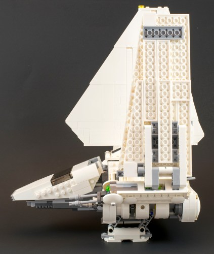 75094 Imperial Shuttle Side