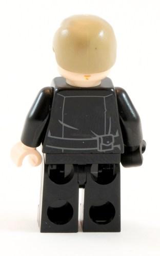 75903 Jedi Knight Luke Skywalker Back
