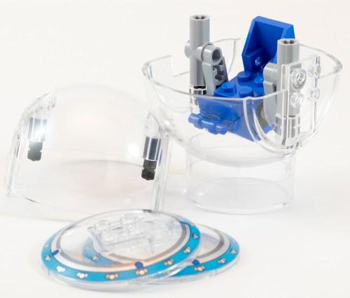 75918 Gyroscopic Ball Broken Down