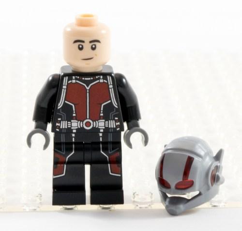 76039 Ant-Man Scott Lang Helmet Off