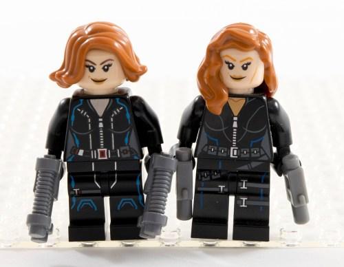 76032 Black Widow Comparison